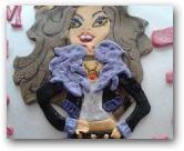 CLAWDEEN z Monster High